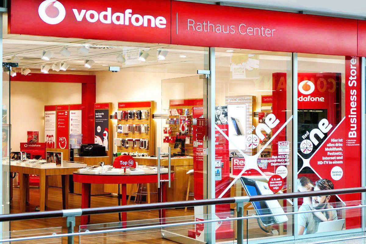 Vodafone Shop - Berlin Pankow Rathaus-Center