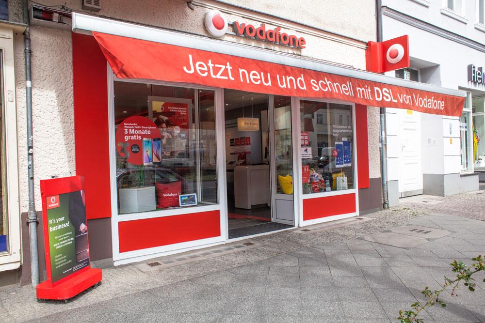 Vodafone Shop Berlin Weißensee