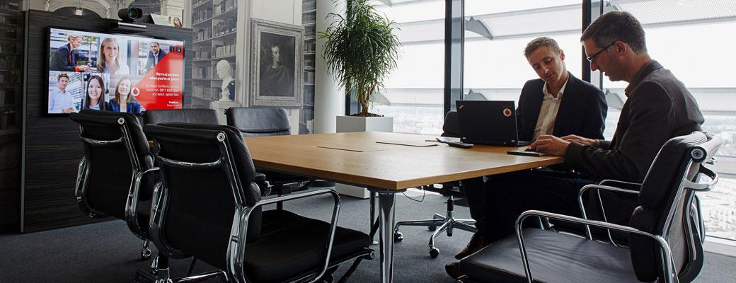 Matrix Vodafone Business Sales Manager/innen