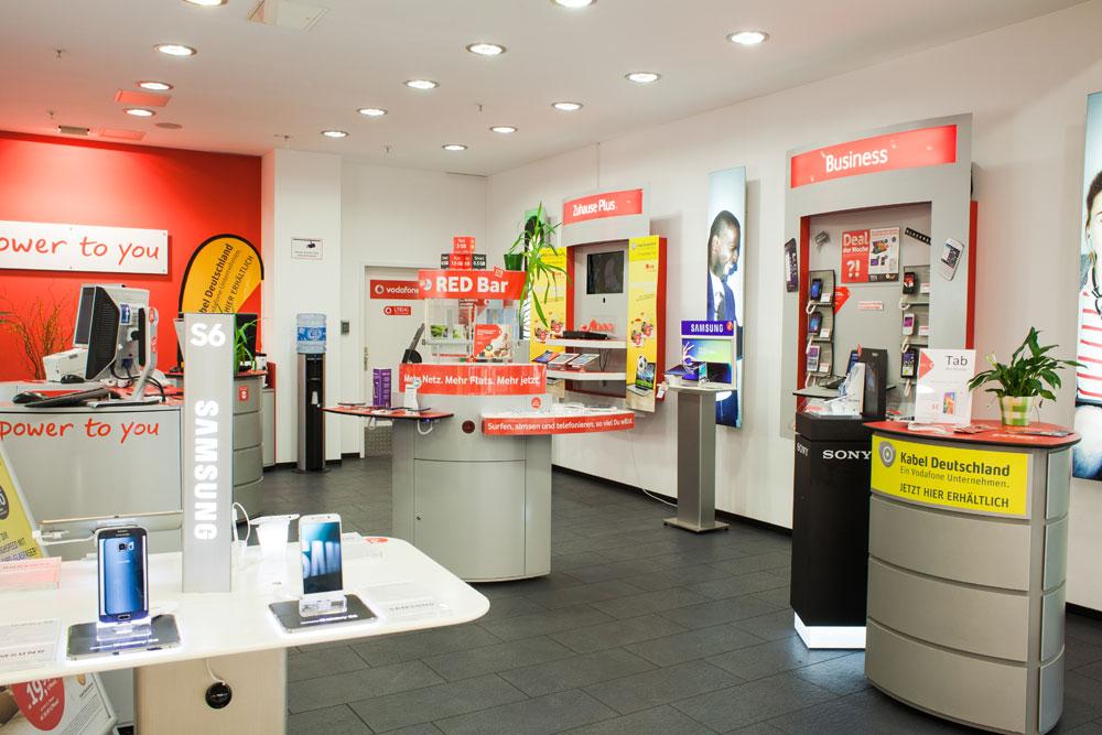 Vodafone Wilmsdorfer Arcaden