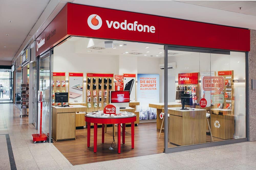 Vodafone Shop Güstrow