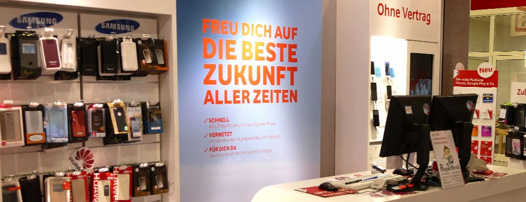 Vodafone Shop Chemnitz Neefenpark